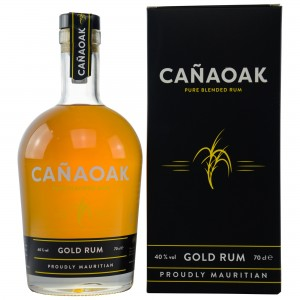 Canaoak Pure Blended Gold Rum