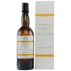 Caol Ila 1982/2017 - Cask No. 6496 Four Daughters 70th Anniversary Velier (Signatory)
