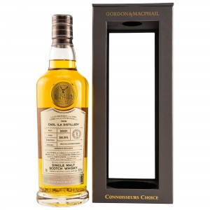 Caol Ila 2001/2019 Cask Strength (G&M Connoisseurs Choice)