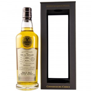 Caol Ila 2003/2018 Cask Strength (Gordon & MacPhail Connoisseurs Choice)