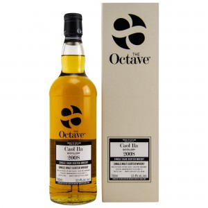 Caol Ila 2008/2018 Single Cask No. 4016843 The Octave (Duncan Taylor)