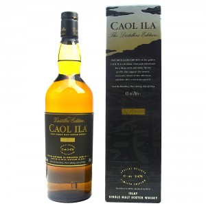 Caol Ila Distillers Edition 2004/2016 Double Matured in Moscatel Cask Wood