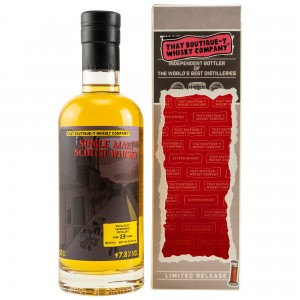 Caperdonich 23 Jahre - Batch 6 (That Boutique-y Whisky Company)