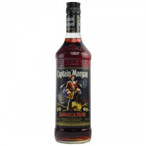 Captain Morgan Jamaica Rum Black Label