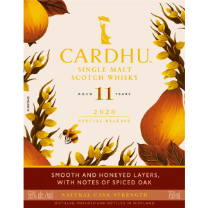 Cardhu 11 Jahre - Special Release 2020