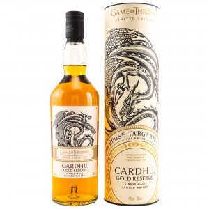 Cardhu Gold Reserve - Haus Targaryen (GOT Malts Collection)
