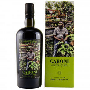 "Caroni 1996/2018 - 22 Jahre - Special Edition John ""D"" Eversly"
