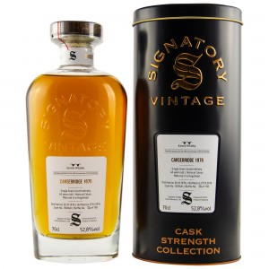 Carsebridge 1976/2016 Single Grain (Signatory Cask Strength)