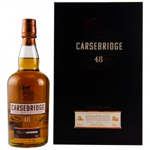 Carsebridge 48 Jahre Single Grain