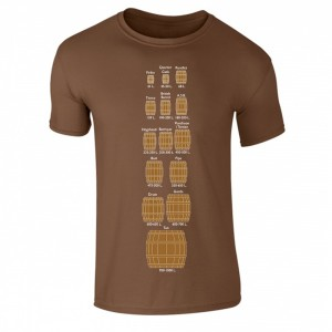 Connoisseurs Cut Casks T-Shirt