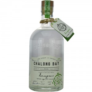 Chalong Bay vapour infused with Lemongrass (Rum) (Thailand)