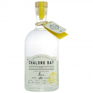 Chalong Bay vapour infused with Lime (Rum) (Thailand)