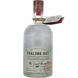 Chalong Bay vapour infused with Thai Basil (Rum) (Thailand)