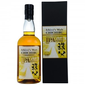 Chichibu Ichiros Malt IPA Cask Finish 2017 (Japan)