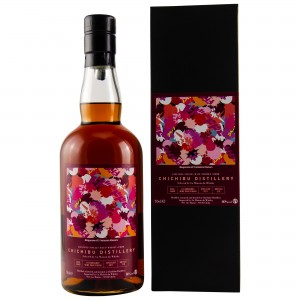 Chichibu Single Malt 2011 Ex-Burgundy Wine Cask Finish Cask-No: #5080