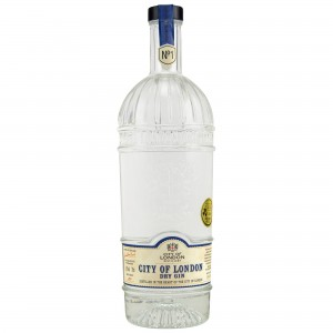 City of London Dry Gin (Alte Ausstattung)