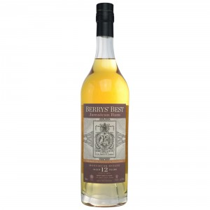 Monymusk Estate Berry's Best Jamaican Rum 12 Jahre