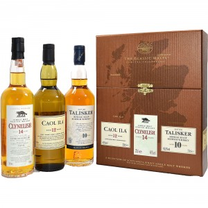 The Classic Malt Collection Coastal