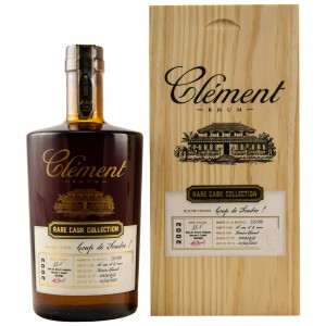 Clement 2002 Rare Cask Collection - Coupe de Foudre - 16 Jahre