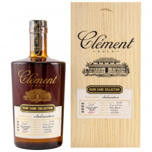 Clement 2002 Rare Cask Collection - Ambassadeurs - 16 Jahre