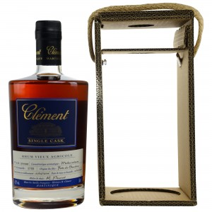 Clement Single Cask Moka Intense 41,9%