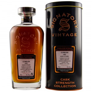 Clynelish 1995/2018 - Cask No. 11230 (Signatory Cask Strength)