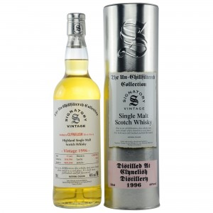 Clynelish 1996/2018 Cask No. 6522 (Signatory Un-Chillfiltered)