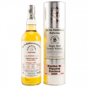 Clynelish 2008/2019 Casks No. 800155+800156 (Bourbon Barrels) (Signatory Un-Chillfiltered)