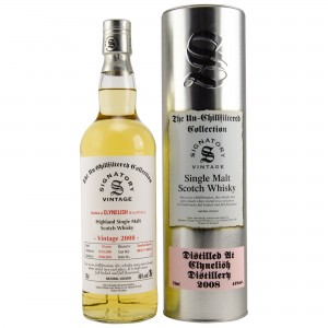 Clynelish 2008/2018 Cask No. 800137+38 (Signatory Un-Chillfiltered)