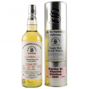 Clynelish 2008/2018 Cask Nr. 800130+800131 (Signatory Un-chillfiltered)