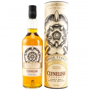 Clynelish Reserve - Haus Tyrell (GOT Malts Collection)