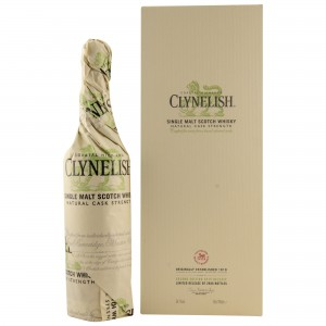 Clynelish Natural Cask Strength 2nd Edition - Diageo Special Release 2015
