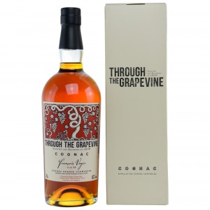 Francois Voyer Single Cask No. 88 Cognac Grande Champagne - THROUGH THE GRAPEVINE