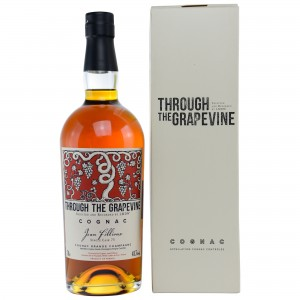 Jean Fillioux Single Cask No. 75 Cognac Grande Champagne - THROUGH THE GRAPEVINE