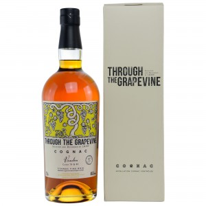 Vaudon Casks No. 78 & 80 Cognac Fins Bois - THROUGH THE GRAPEVINE