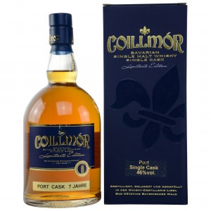 Coillmor 7 Jahre Single Cask Port