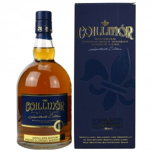 Coillmor Distillers Edition Peated Oloroso Sherry Cask (Deutschland)