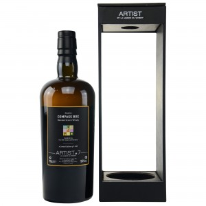 Compass Box Blended Scotch Whisky ARTIST 7th Edition