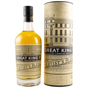 Compass Box Great King Street Artist's Blend mit Tube