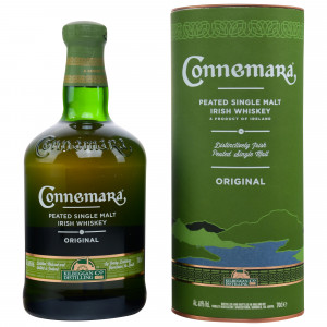 Connemara Peated Single Malt (Irland)