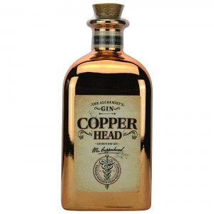 The Alchemist's Gin Copperhead Mr. Copperhead Gin (Belgien)