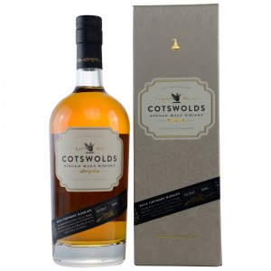 Cotswolds Single Malt Whisky 2014 Odyssey Barley (England)