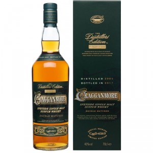 Cragganmore Distillers Edition 2005/2017 Double Matured in Port Wine Casks