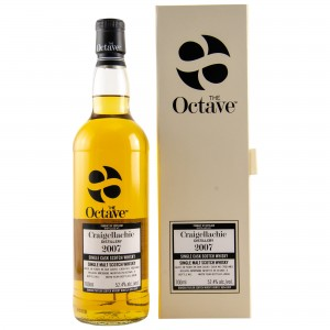 Craigellachie 2007/2018 Single Cask No. 7521483 The Octave (Duncan Taylor)