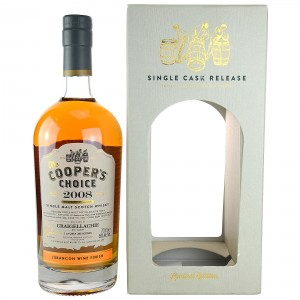 Craigellachie 2008/2017 Jurancon Wine Cask Finish (Vintage Malt Whisky Company - The Coopers Choice)