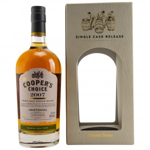 Croftengea 2007/2018 Loch Lomond Madeira Cask Finish (Vintage Malt Whisky Company - The Coopers Choice)