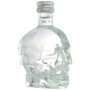 Crystal Head Vodka Miniatur (Kanada)