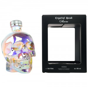 Crystal Head Aurora Vodka (Kanada)