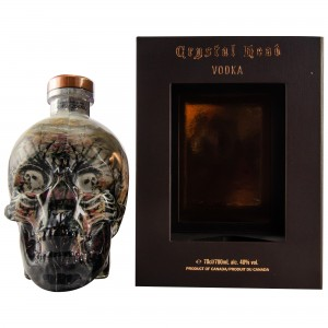 Crystal Head Vodka John Alexander Artist Series No.1 (Kanada)