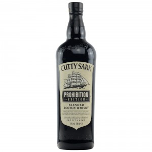 Cutty Sark Prohibition Edition Blended Scotch
